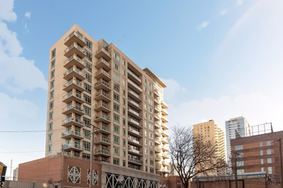 230 W Division Street UNIT 1002, Chicago, IL 60610 - MLS#: 09903024