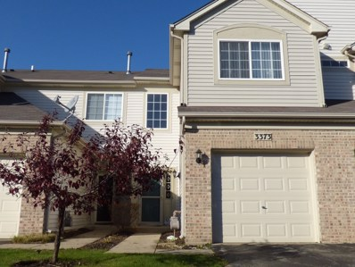 3373 Blue Ridge Drive, Carpentersville, IL 60110 - MLS#: 09903248