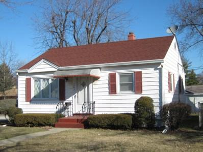 1261 W Marion Street, Joliet, IL 60436 - MLS#: 09903665