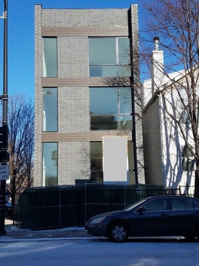 1005 N Wood Street UNIT 2, Chicago, IL 60622 - MLS#: 09903756