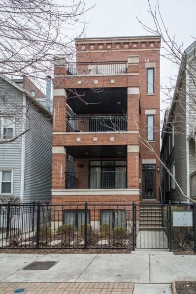 2517 N SOUTHPORT Avenue UNIT 1, Chicago, IL 60614 - MLS#: 09903767