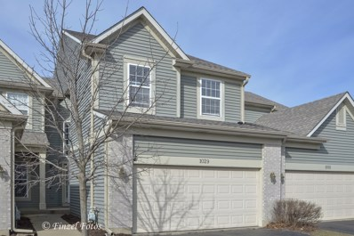 1029 HORIZON RIDGE, Lake In The Hills, IL 60156 - MLS#: 09903880