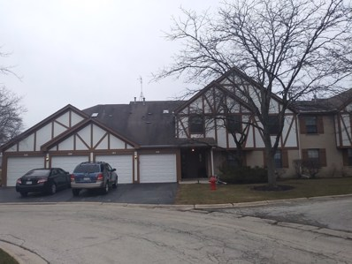 190 Raleigh Court UNIT B, Wood Dale, IL 60191 - #: 09903907