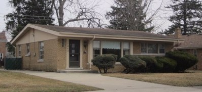 1853 Norfolk Avenue, Westchester, IL 60154 - MLS#: 09904018