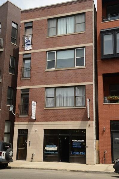 2216 W NORTH Avenue UNIT 2, Chicago, IL 60647 - MLS#: 09904196