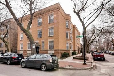 721 W BELDEN Avenue UNIT 1, Chicago, IL 60614 - MLS#: 09904209