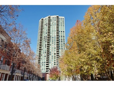 501 N CLINTON Street UNIT 1204, Chicago, IL 60654 - MLS#: 09904315