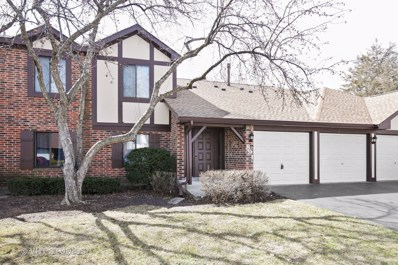 891 Cross Creek Court UNIT A1, Roselle, IL 60172 - #: 09904478