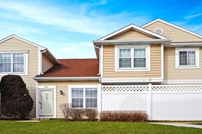 424 Le Parc Circle, Buffalo Grove, IL 60089 - MLS#: 09905036