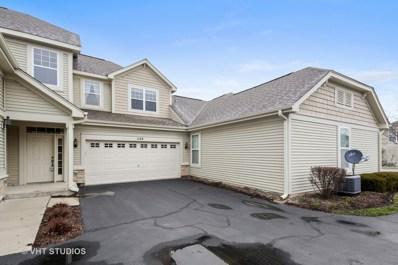 1144 Foxridge Lane UNIT 1144, Aurora, IL 60502 - MLS#: 09905139