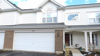 713 Lancaster Drive UNIT 713, Pingree Grove, IL 60140 - MLS#: 09905424