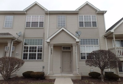 2643 Canyon Drive UNIT 2643, Plainfield, IL 60544 - MLS#: 09905431