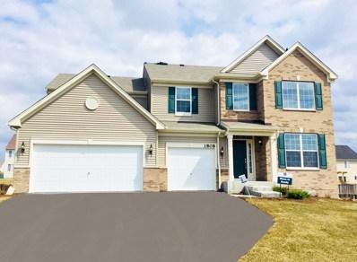 1808 Oxford Way, Joliet, IL 60431 - #: 09905507