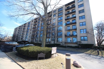 4601 W TOUHY Avenue UNIT 401, Lincolnwood, IL 60712 - MLS#: 09905547