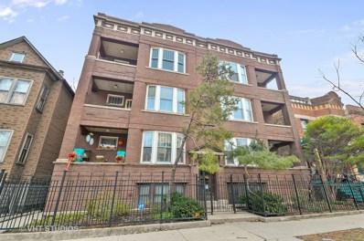 2433 N Sawyer Avenue UNIT 3, Chicago, IL 60647 - MLS#: 09905729
