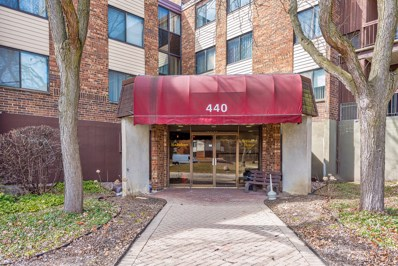 440 Raintree Court UNIT 1T, Glen Ellyn, IL 60137 - MLS#: 09905778
