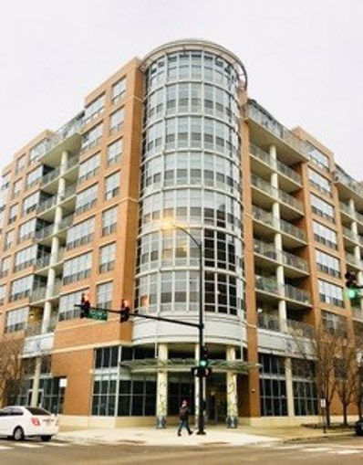 1200 W Monroe Street UNIT 314, Chicago, IL 60607 - MLS#: 09905787