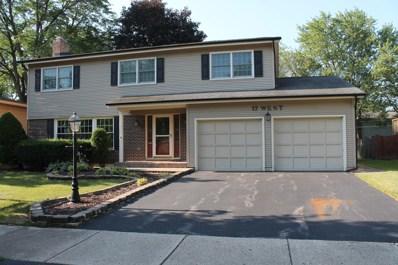 17 W Canterbury Drive, Arlington Heights, IL 60004 - MLS#: 09905896