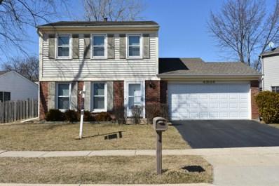 4934 Lichfield Drive, Hoffman Estates, IL 60010 - MLS#: 09906010