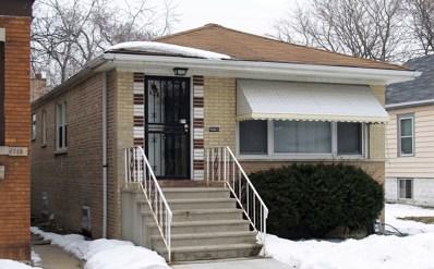 7245 S Wood Street, Chicago, IL 60636 - MLS#: 09906011