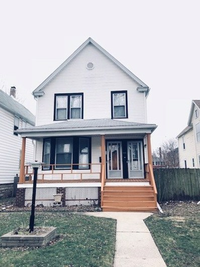 1316 Otto Boulevard, Chicago Heights, IL 60411 - MLS#: 09906071