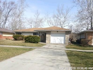 468 Lakewood Boulevard, Park Forest, IL 60466 - MLS#: 09906498