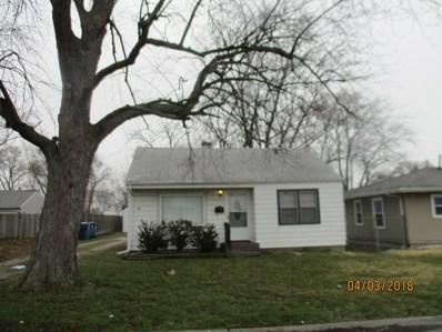 31 E 31st Place, Steger, IL 60475 - MLS#: 09906672