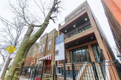 832 N Marshfield Avenue UNIT 3, Chicago, IL 60622 - MLS#: 09906799