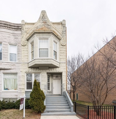 6555 S Greenwood Avenue UNIT 1, Chicago, IL 60637 - MLS#: 09906815