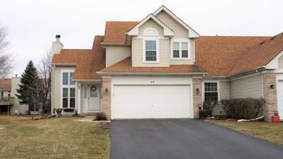 418 PRAIRIEVIEW Drive, Oswego, IL 60543 - MLS#: 09907027