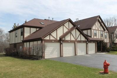 387 Elizabeth Drive UNIT D, Wood Dale, IL 60191 - #: 09907097