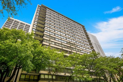 33 E CEDAR Street UNIT 6G, Chicago, IL 60611 - #: 09907221