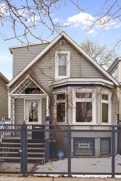 1735 N Spaulding Avenue, Chicago, IL 60647 - MLS#: 09907356