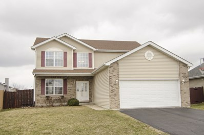 2716 Sierra Avenue, Plainfield, IL 60586 - MLS#: 09907454