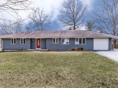 457 Woodworth Place, Roselle, IL 60172 - #: 09907729