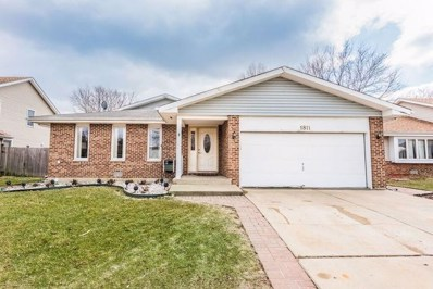 1811 Maple Avenue, Hanover Park, IL 60133 - MLS#: 09907850