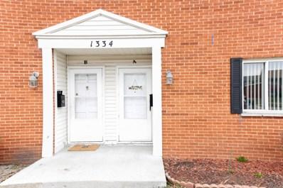 1334 Monomoy Street UNIT A, Aurora, IL 60506 - MLS#: 09907922