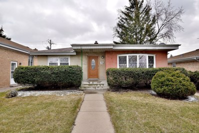 7515 W Foster Avenue, Harwood Heights, IL 60706 - MLS#: 09907947