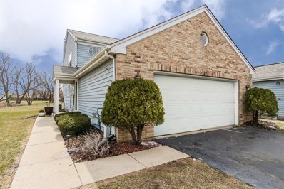 27 King Drive UNIT 27, Streamwood, IL 60107 - MLS#: 09907981
