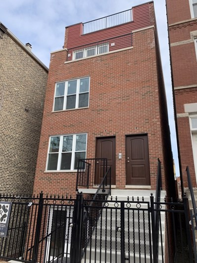 1309 N Bosworth Avenue UNIT 1, Chicago, IL 60642 - #: 09907997
