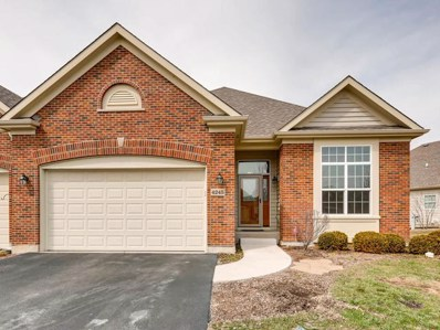 4245 COYOTE LAKES Circle, Lake In The Hills, IL 60156 - #: 09908018