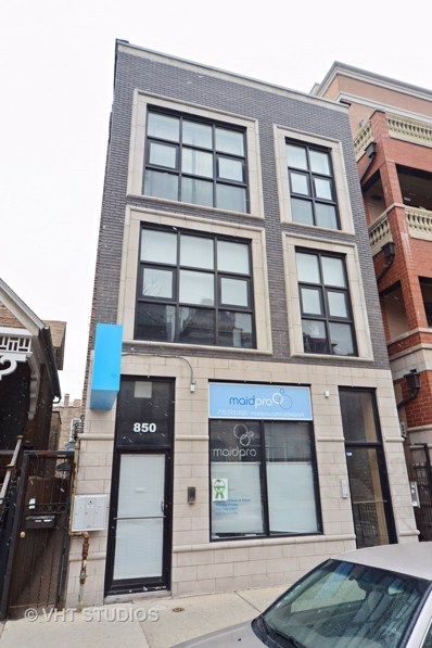 850 N Damen Avenue UNIT 3R, Chicago, IL 60622 - MLS#: 09908106