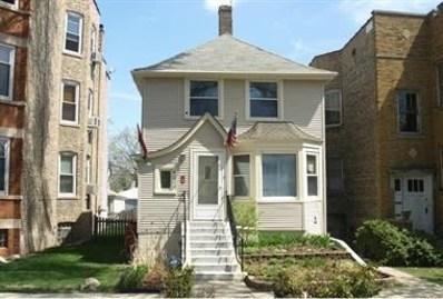 4017 N Whipple Street, Chicago, IL 60618 - MLS#: 09908144