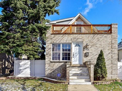 6956 W Oakdale Avenue, Chicago, IL 60634 - MLS#: 09908209