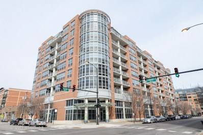 1200 W Monroe Street UNIT 319, Chicago, IL 60607 - MLS#: 09908636
