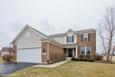 2411 WOODSIDE Drive, Carpentersville, IL 60110 - #: 09908749