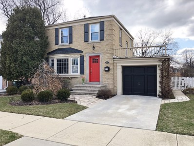 922 N PRINCETON Avenue, Arlington Heights, IL 60004 - MLS#: 09908859