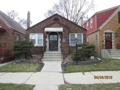 10506 S CALUMET Avenue, Chicago, IL 60628 - MLS#: 09908893