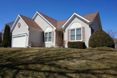 1821 CHAPMAN Drive, Plainfield, IL 60586 - MLS#: 09909022
