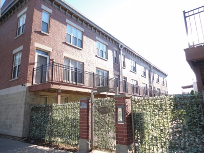 2407 W FLOURNOY Avenue UNIT B, Chicago, IL 60612 - MLS#: 09909392